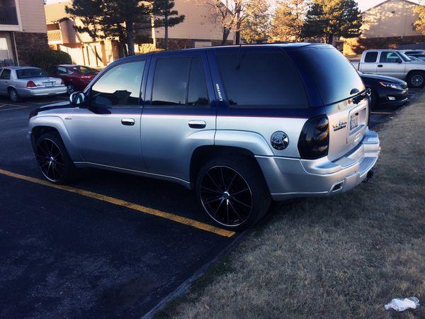 Chevy trailblazer/ full loaded interior