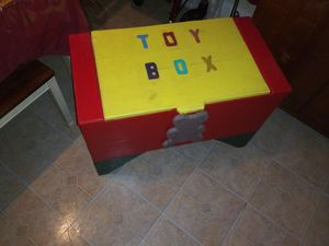 Toy box for Sale in San Antonio, TX