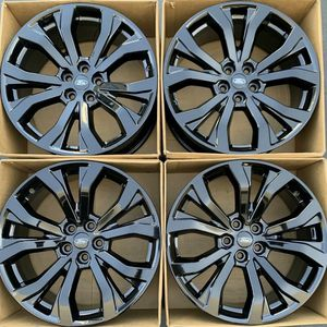 """20"""" Ford Explorer ST Factory Wheels Rims Gloss Black New 2020 for Sale in North Tustin, CA"""