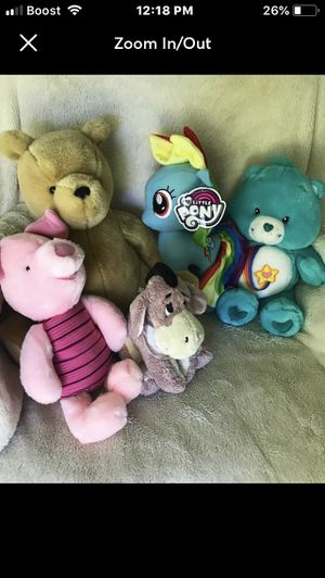 Plushies Lot for Sale in Melbourne, FL