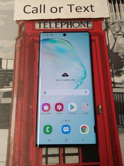 Unlocked samsung Galaxy Note 10 Plus for Sale in Shoreline,  WA