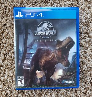 Jurassic World PS4 for Sale in Clarksville, TN