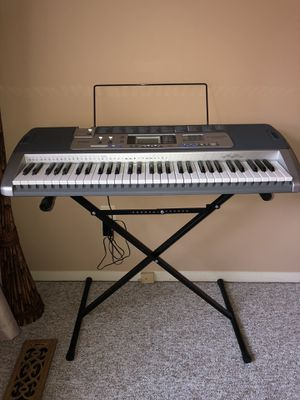 Casio Musical Keyboard for Sale in Sterling Heights, MI