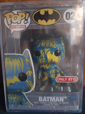 Batman art series Target Exclusive Funko POP for Sale in Pico Rivera, CA