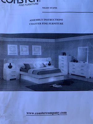 King bed set NEW IN Box for Sale in Montebello, CA
