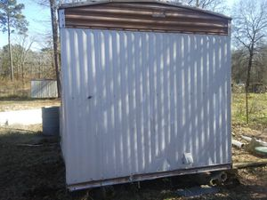 16/8 Metal building. All 3 buildings for 1500 make a offer need to be able to come pick them up for Sale in Carthage, TX