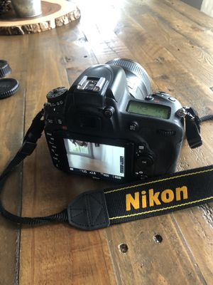 Nikon D750 Full Frame Camera ONLY-lens not included for Sale in Lombard, IL