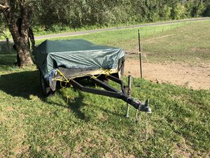 88 ranger bed trailer. MUST SEE!! for Sale in Ottumwa, IA
