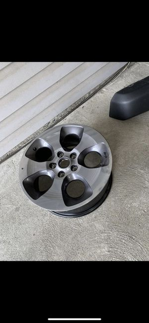 5 18 inch stock Jeep Wrangler wheels for Sale in Grove City, OH