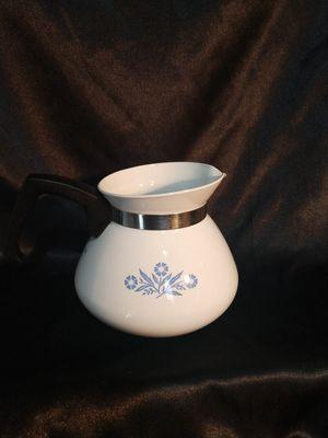 Blue Cornflower CorningWare Coffee / Tea Pot 6 Cups for Sale in Farmington, NM