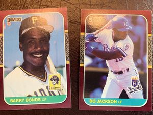 6 set baseball card lot for Sale in South Attleboro, MA