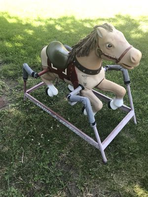 Radio flyer horse for Sale in Cashmere, WA