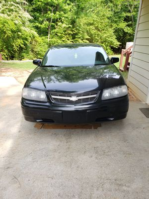 2005 Chevy Impala V6 Runs good. for Sale in Rex, GA