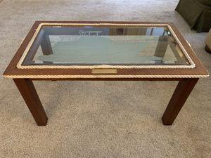 Custom Antique Coffe Table for Sale in Arlington, VA