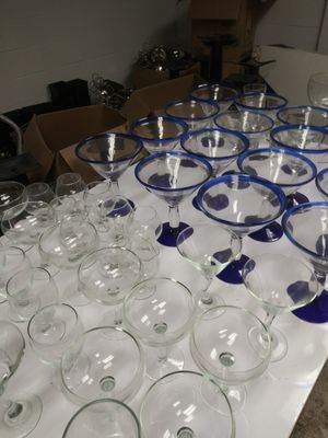 Bar glasses for Sale in St. Louis, MO