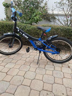 Boys trek mountain bike for Sale in FL, US