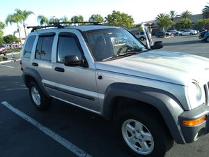 Jeep liberty 2002 for Sale in San Diego, CA