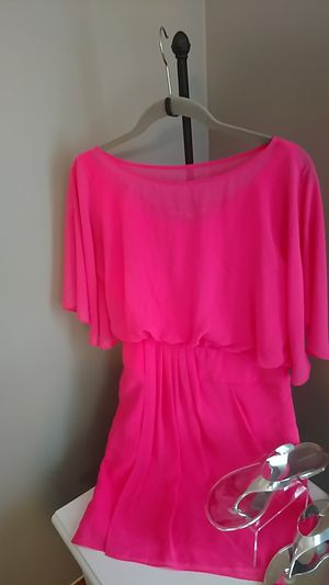 Dress by Gianni Bini hlHot Pink Small for Sale in Berea, OH