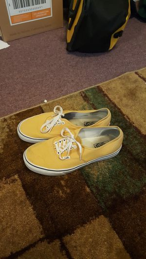 Vans authentic shoes for Sale in Seattle, WA