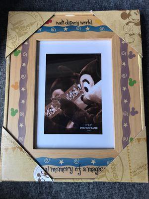 Walt Disney World wood photo frame for Sale in Saugus, MA