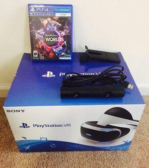 Sony PS4 VR Bundle for Sale in Newport News, VA