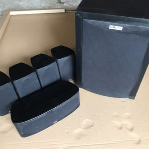 Polk Audio 5.1 Surround System (RM6750) for Sale in Portland, OR