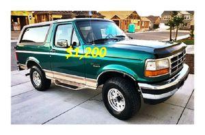 🍂$1200_1996 Ford Bronco.🍂 for Sale in Denver, CO