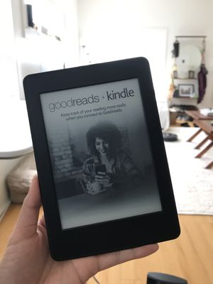 Kindle Paperwhite 2016 for Sale in Culver City, CA
