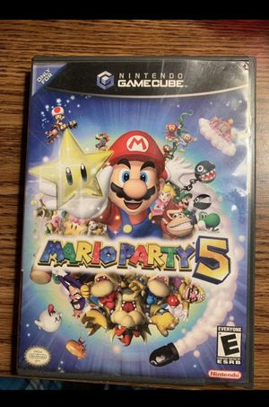 Mario Party 5 for Nintendo GameCube complete game for Sale in Valley Stream, NY
