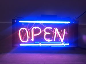 Open Sign for Sale in Doral, FL