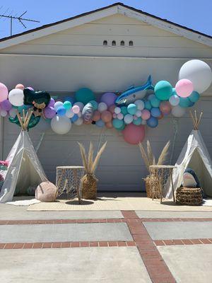 Balloon garland for Sale in La Habra, CA