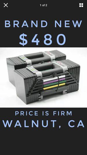PowerBlock USA Elite 5-50lbs Set for Sale in Diamond Bar, CA