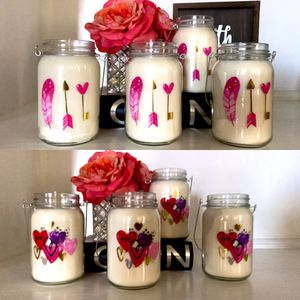 Homemade soy candles for Sale in Fresno, CA