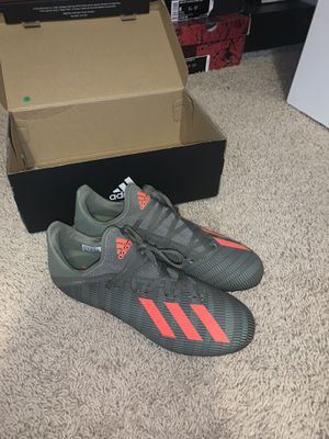 Adidas x 19.3 cleats for Sale in Orlando, FL