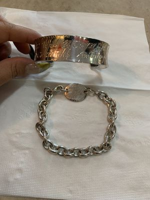 Tiffany and co. Bracelets for Sale in Martinsburg, WV