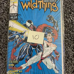 Wild Thing Comic for Sale in Riverside, CA