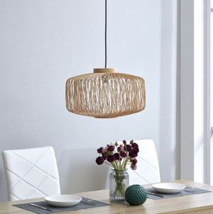 New boho pendan lamp for Sale in Fort Worth, TX