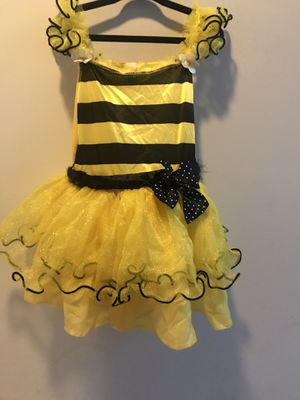 Toddler 3-4t bumble bee costume for Sale in Simsbury, CT
