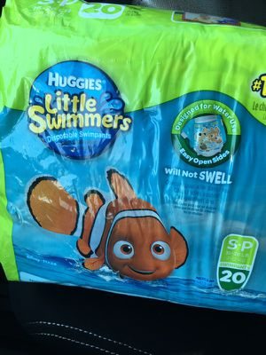 Huggies little swimmers for Sale in Pflugerville, TX