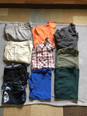 Men's clothes bundle for Sale in Olympia, WA