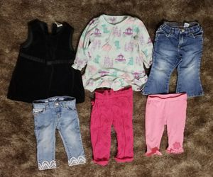 18 months baby girl clothes $10 for Sale in Grand Island, NE