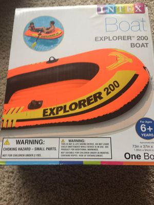 Boat Explorer 200 new in box for Sale in Arlington Heights, IL