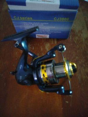 SWEETWATER CJ 3000 SERIES FISHING REEL for Sale in Orlando, FL