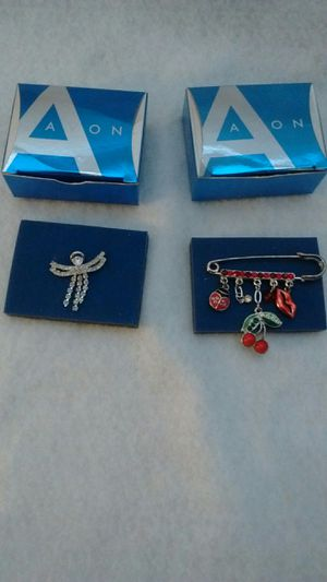 Vintage Avon Pins for Sale in Springfield, OR