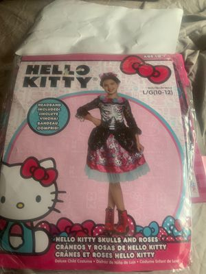 Hello kitty custome for Sale in New York, NY