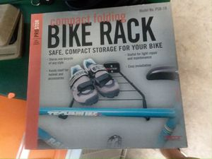 Bike rack never used for Sale in Nashville, TN