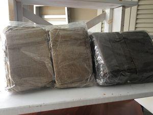 Burlap bags for Sale in Bristow, VA