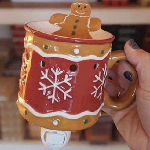 Gingerbread Plug In Warmer Scentsy