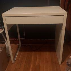 IKEA White Malm Desk for Sale in Washington,  DC