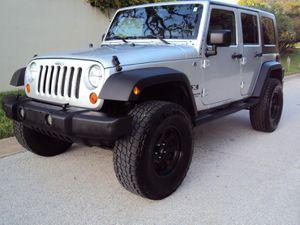 gray wrangler jeep 2007 for Sale in Buffalo, NY